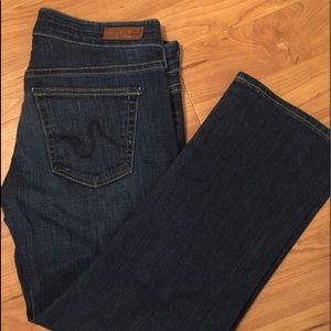 "Adriano Goldschmied Sz 27 ""Tomboy Crop"" Jeans"
